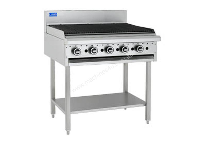 Luus Model BCH-9C - 900 BBQ Char and Shelf