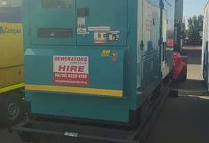 600KVA generator available for hire