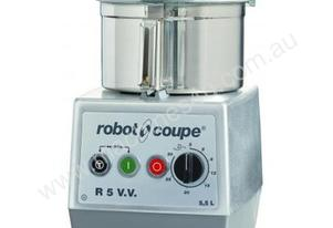 Robot Coupe R5 V.V. Table-Top Cutter Mixer