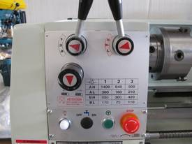 305mm Swing Centre Lathe, 40mm Spindle Bore - picture5' - Click to enlarge