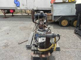 Pacific Pump DS8150 Cleaning/Blasting Tooling