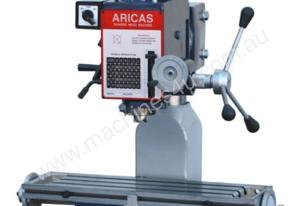 Geared Head Drilling / Milling Machine - Bench