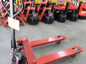 Standard with Hand Brake 2.5 Ton Pallet Jack - picture0' - Click to enlarge
