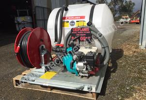 Used Croplands 500L Fire Fighting Unit