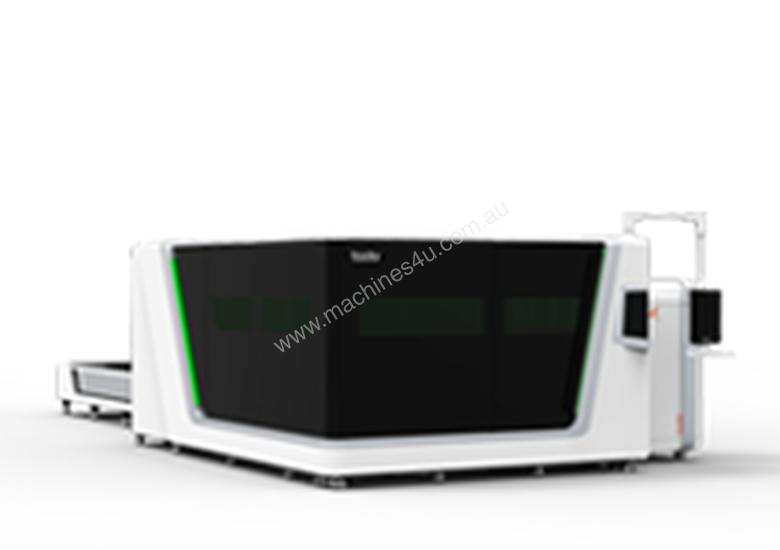 2kW Fiber Laser cutting system (New Model - New Price)
