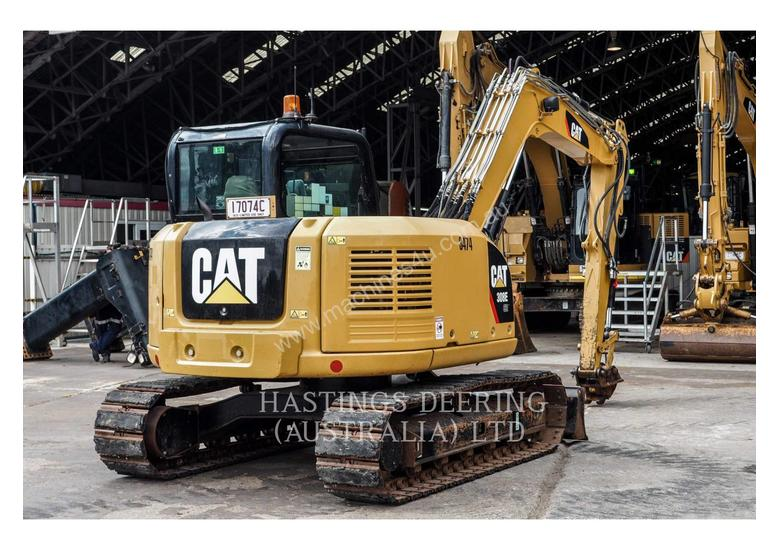 CATERPILLAR 308ECRSB Track Excavators