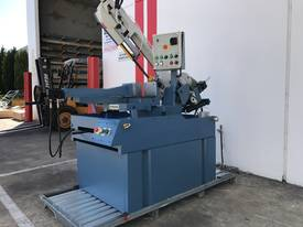 Heavy Duty Industrial 370mm x 260mm Semi Auto Hydraulic Vice - picture2' - Click to enlarge
