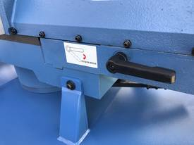 Heavy Duty Industrial 370mm x 260mm Semi Auto Hydraulic Vice - picture5' - Click to enlarge