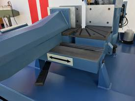 Heavy Duty Industrial 370mm x 260mm Semi Auto Hydraulic Vice - picture10' - Click to enlarge