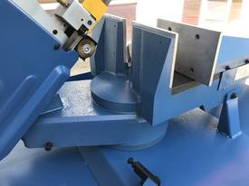 Heavy Duty Industrial 370mm x 260mm Semi Auto Hydraulic Vice - picture15' - Click to enlarge