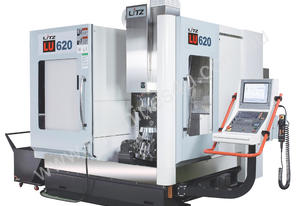 Litz LU-620 High Precision 5 Axis Machining Centr