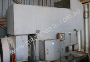1900 kw 2500 hp 4 pole 6600 v AC Electric Motor