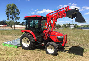 Branson 6225H - 60HP Compact Tractor with 4 in 1 loader