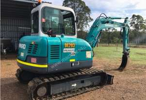 2010 SUNWARD SWE50 EXCAVATOR - FULL MINE SPEC