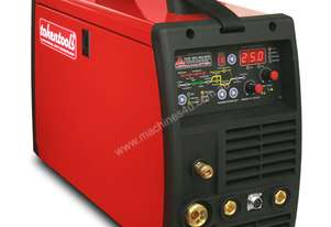 Metalmaster Pulse Mig Welder 250 Amp Multi Process