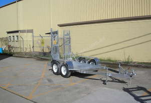 PBL Scissor Lift Trailer - Galvanised