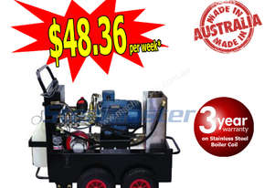 Electric Hot Water Pressure Washer 3000PSI  15LPM