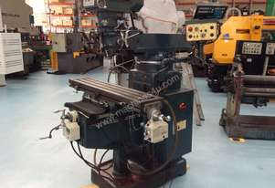 PUMA Style Taiwan Vertical Milling Machine Used