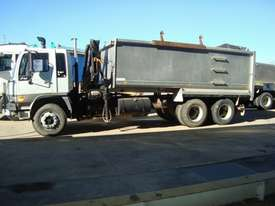 Hino FG Ranger 9 Tipper Truck - picture3' - Click to enlarge