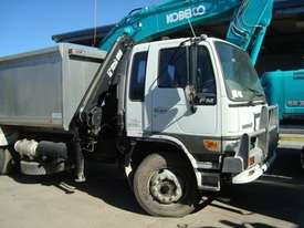 Hino FG Ranger 9 Tipper Truck - picture4' - Click to enlarge