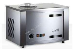 MUSSO IMM0003 COUNTERTOP ICE CREAM MACHINE