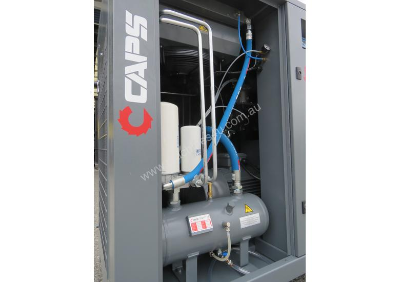 CAPS CR7-7 41cfm 7.5kW 7Bar Base mount Rotary Screw Air Compressor