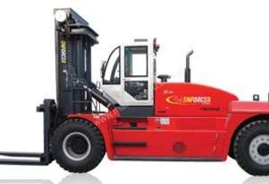 Enforcer 16T & 18T Diesel Forklift, 600 centre or 1200 centre - Purchase or Hire