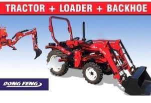 Dongfeng   ZB25 FWA/4WD Tractor