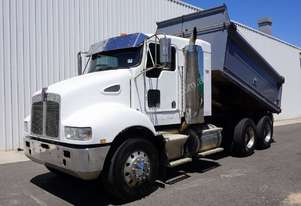 2005 Kenworth T350 (6x4) Bisalloy Tipper