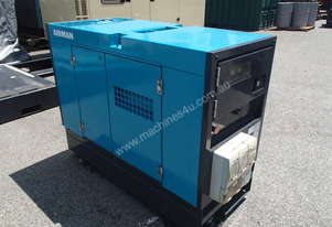 Second Hand Airman 10.5kva Diesel Standby Power Generator