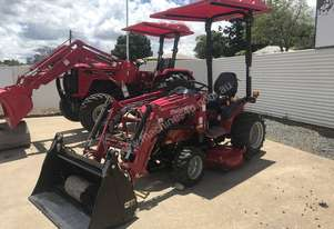 Mahindra eMax25HST 4 in 1 - Mower package