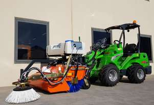 2018 Tuchel Plus 590 Road Sweeper for Wheeled Loaders & Skid steers