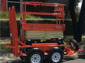 JLG 1932R Scissor Lift & Trailer - picture2' - Click to enlarge