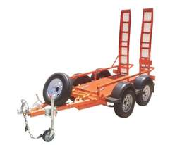JLG 1932R Scissor Lift & Trailer - picture6' - Click to enlarge