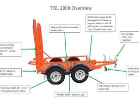 JLG 1932R Scissor Lift & Trailer - picture7' - Click to enlarge