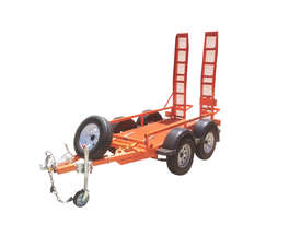 JLG 1932R Scissor Lift & Trailer - picture10' - Click to enlarge