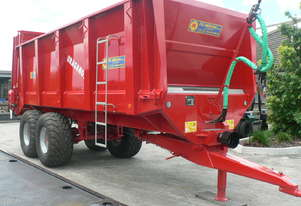 Uragano 200 Heavy duty manure spreader