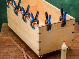 Rockler Medium Bandy Clamps - Pair - picture3' - Click to enlarge