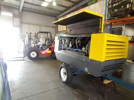 EX DEMO Atlas Copco XAS188C 400 CFM Air Compressor - picture0' - Click to enlarge