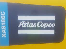 EX DEMO Atlas Copco XAS188C 400 CFM Air Compressor - picture6' - Click to enlarge