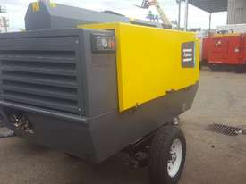 EX DEMO Atlas Copco XAS188C 400 CFM Air Compressor - picture11' - Click to enlarge