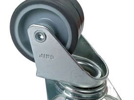 42055 - GREY TPR CASTOR(SWIVEL) - picture0' - Click to enlarge