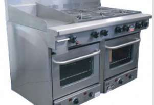Goldstein PF Fan Forced Double Oven Range