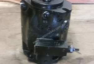 Hydraulic piston pump type Parker P1075