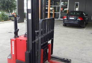 Walkie Reach Stacker - Price Reduced