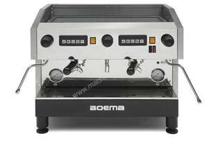 Boema Caffe CC-2V15A 2 Group Volumetric Espresso Machine