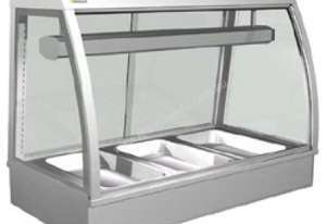 Cossiga C4BM12 Counter Series Bain Marie