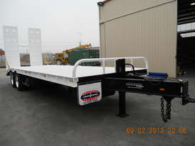 45 ft. TRI AXLE DROP DECK TRAILER  - picture0' - Click to enlarge