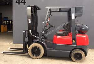 TCM FD25Z5 Flameproof Container Mast Forklift
