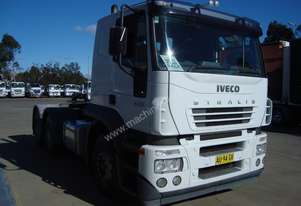 Iveco Stralis AT/AS/AD Primemover Truck
